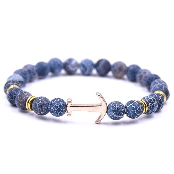 bracelet femme ancre de marine